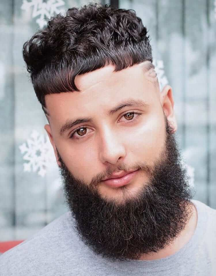 Full Beard and Personalized French