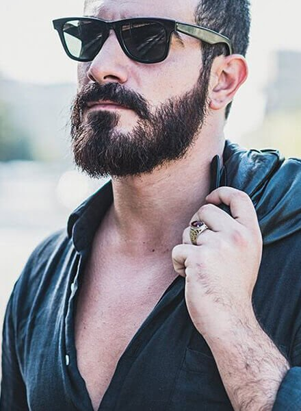 Full Beard styles for men