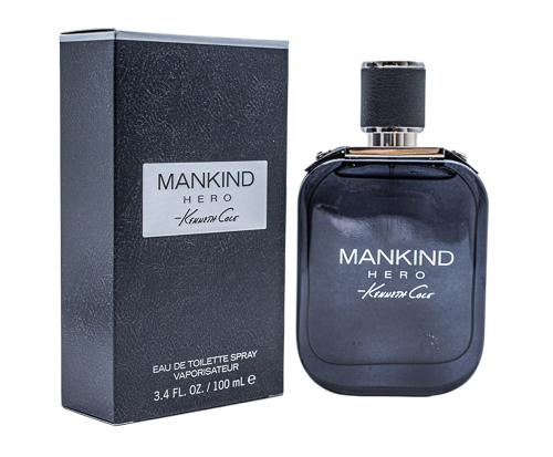 Mankind Hero Kenneth Cole cologne