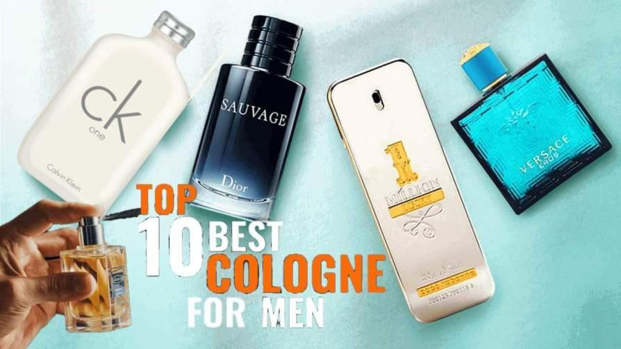 Top 10 Best Fragrances & Colognes For Men