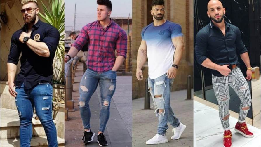 Muscle outfit ideas in 2021