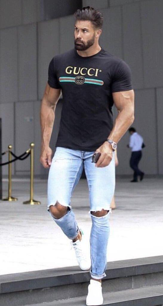 jeans for bodybuilders