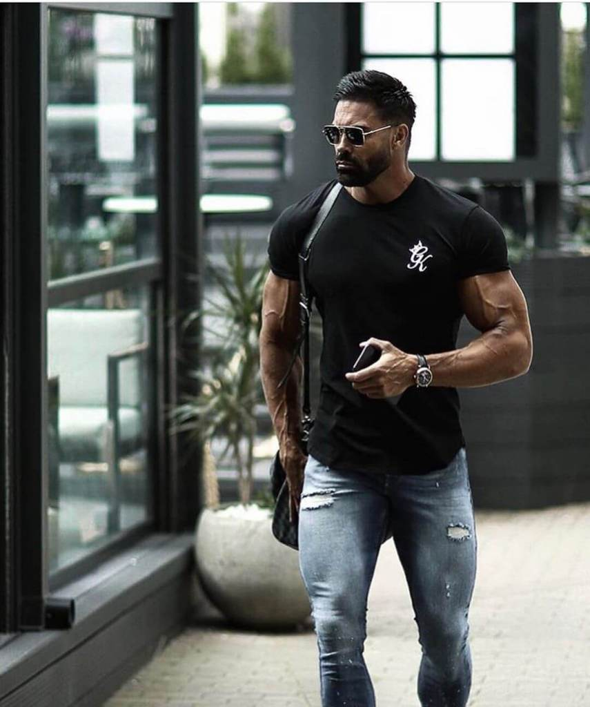 best t-shirts for bodybuilders