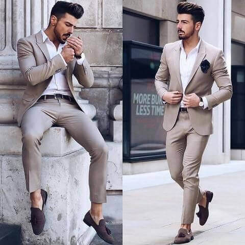 suits for skinny guys