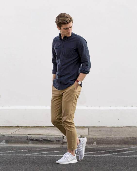 skinny boys dressing style