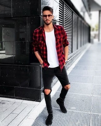skinny men outfits 2021