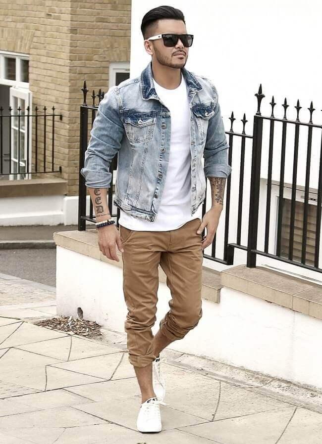 male denim jacket for boys