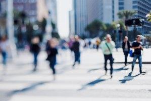 Coming Soon - Images of People Walking