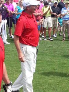 PGA Tour winner Fred Couples