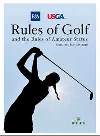 2016-2017 Rules of Golf