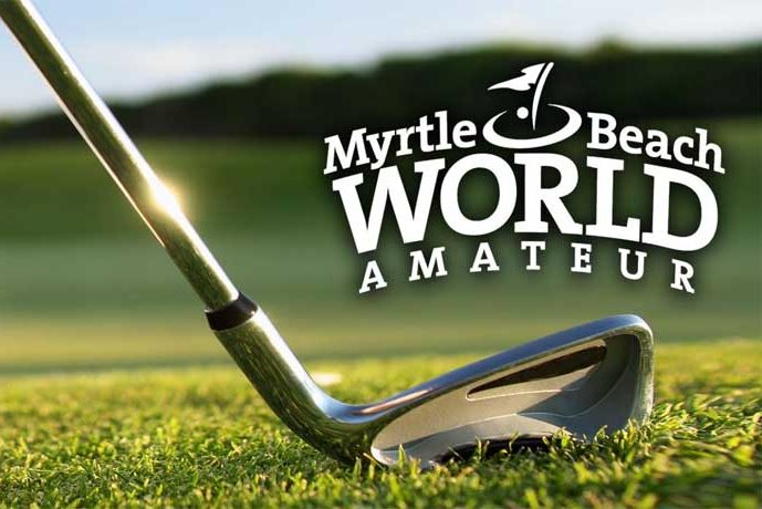 Myrtle Beach World Amateur logo