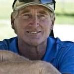 US Sernior Open qualifier Bill Harvey