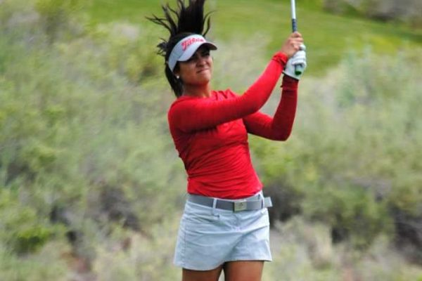 Emma Mesta-Garcia winner New Mexico-West Texas Womens Amateur Championship