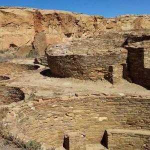 Chaco Canyon kivas