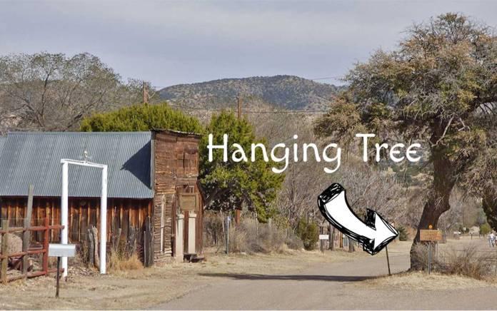 Chloride Hanging Tree