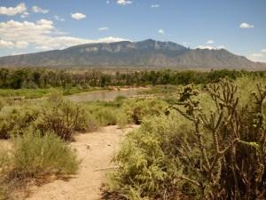 Site of Kuaua Pueblo
