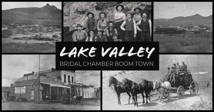 Lake Valley Boom Town