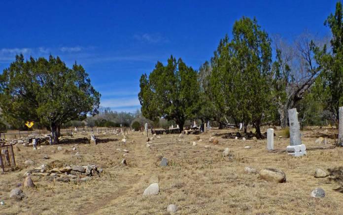 Lincoln graveyard