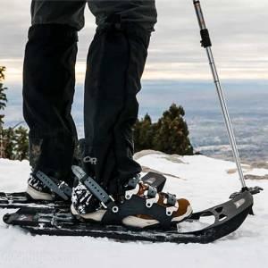 MST Adventures snowshoeing