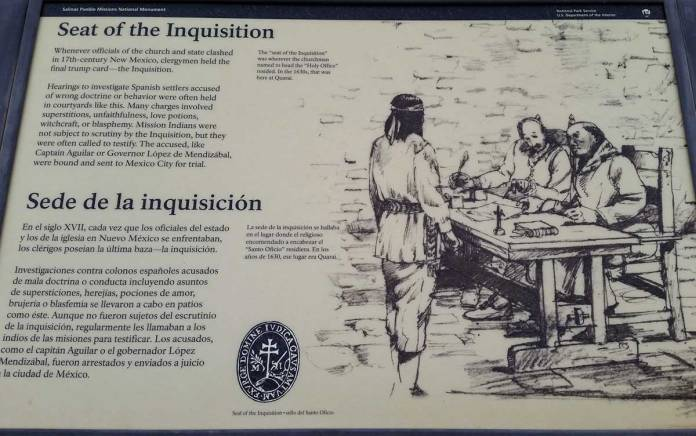 Inquisition at Quarai
