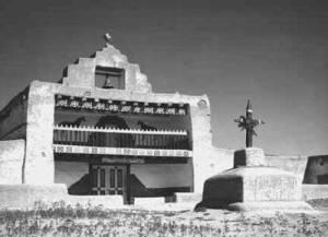 Santo Domingo Mission