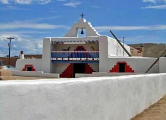 Santo Doming Mission