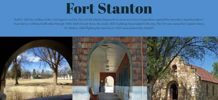 Fort Stanton banner
