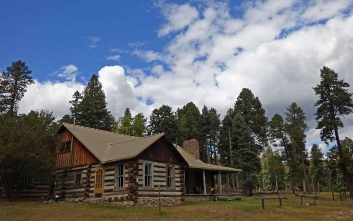 Longmire Cabin