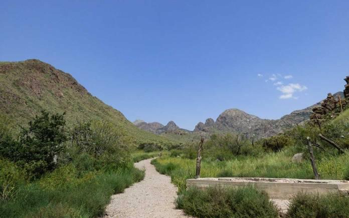 Soledad Canyon Trail