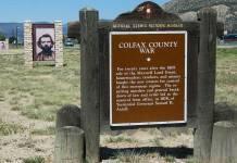 Colfax County War