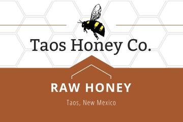 taos honey logo