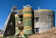 Taos Earthships