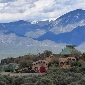 Taos Earthship