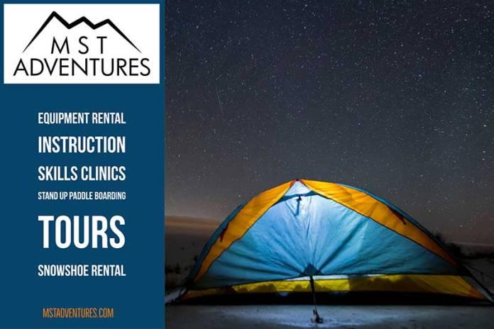mst adventures equipment rental