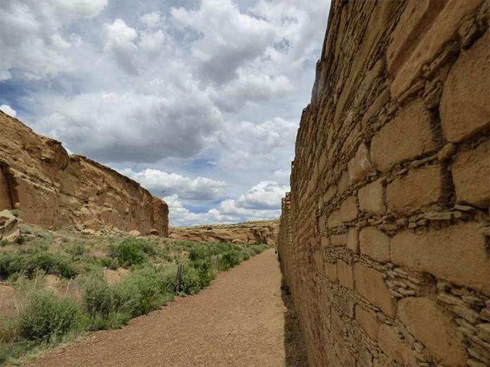 Chaco Walls