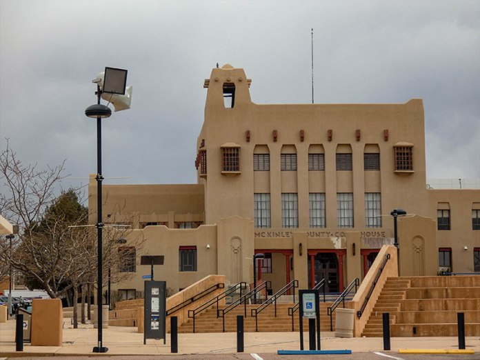 McKinley County Courthouse