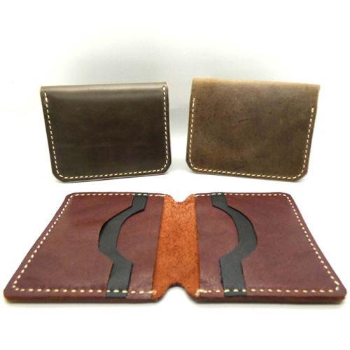 Kestrel Leather Bi-Fold wallets