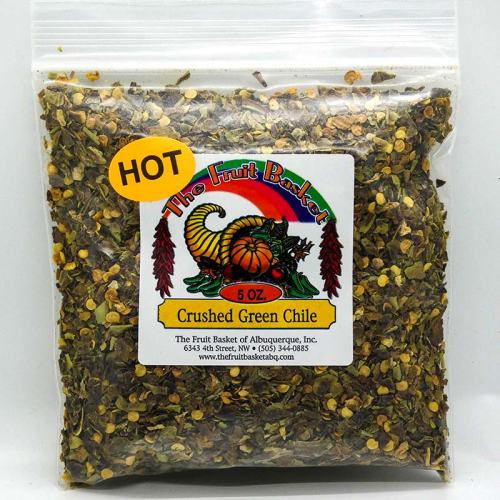 5-ounce crushed green chile