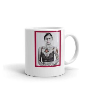 Anibel Montanez Frida Kahlo mug