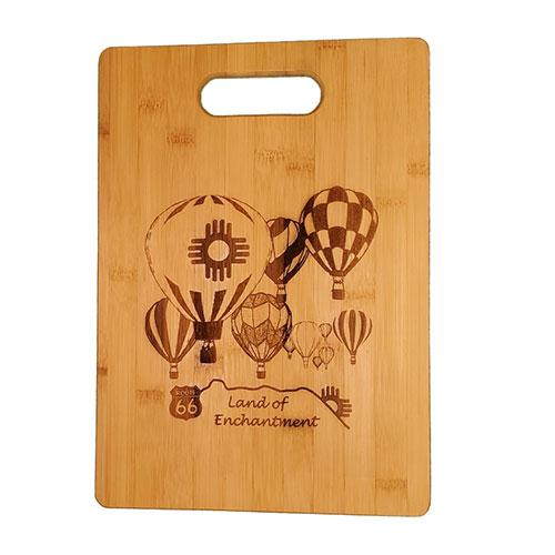 Land of Enchantment cutting board