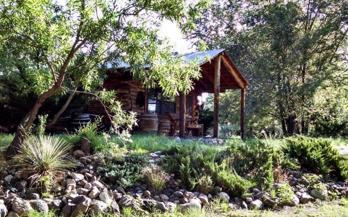 New Mexico Cabin Rentals Pinon cabin