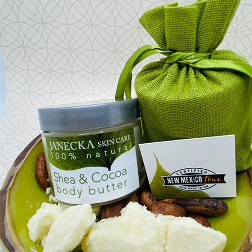 Janecka Shea & Cocoa butter