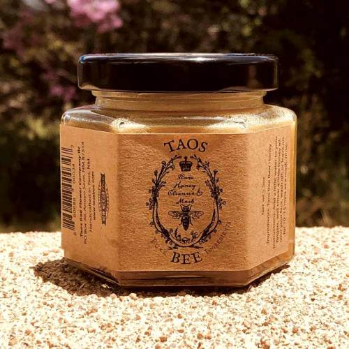 Taos Bee honey cleanser mask