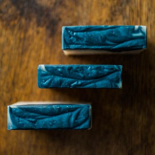 Blue Corn soap bar
