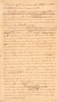 Draft Declaration of Independence