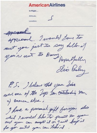 Elvis Letter R-017 - Page 5 of 6
