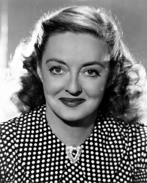Bette Davis' eyes, 1941