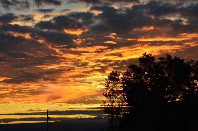 Sunset September 5th
