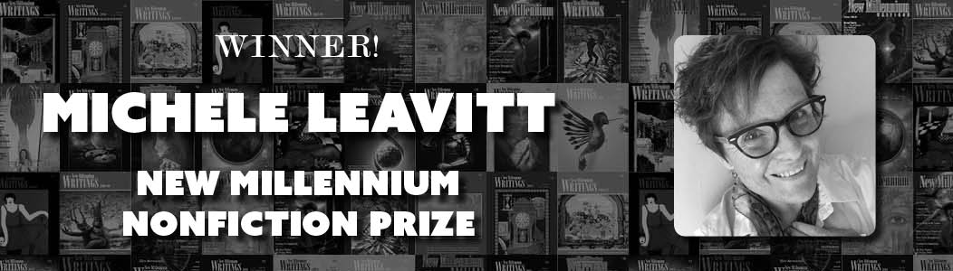 New Millennium Nonfiction Prize Winner