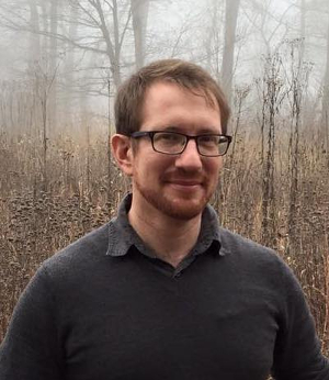 Evan McMurry, New Millennium Fiction Prize Winner